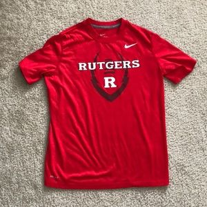 Rutgers t-shirt